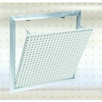 Tapa de inspección con placa perforada - Sistema F2