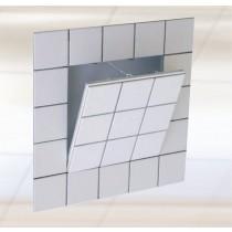Sistema F3 - Trampilla para paredes con azulejos