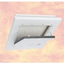 Sistema F6 EI90 - Para techos