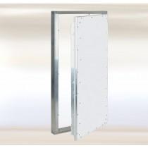 Sistema JA Jumbo Light - Marco de aluminio, para paredes con apertura lateral