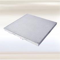 Tapa de inspección para pisos Sistema MA-GTR - Acero Inoxidable / Con placa estriada / Apertura asistida