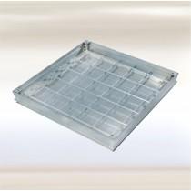 Sistema PRO+BS - Tapa de inspección para pisos - Antincendio Aluminio EI 120