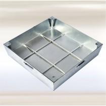 Sistema PRO+MAXI - Tapa de inspección para pisos - Acero galvanizado al calor