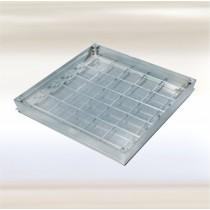 Sistema PRO+TH Térmico - Tapa de inspección para pisos Aluminio