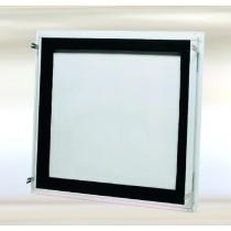 System B1 – Revisionsklappe Stahlblech luft- und staubdicht mit Vierkantverschluss